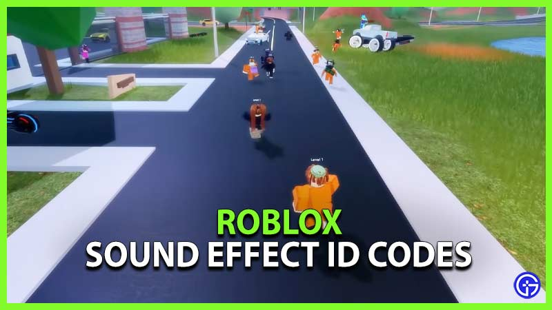 Roblox Sound Effect ID