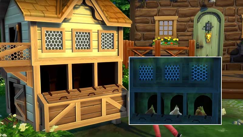 sims 4 cottage living cleaning action not working