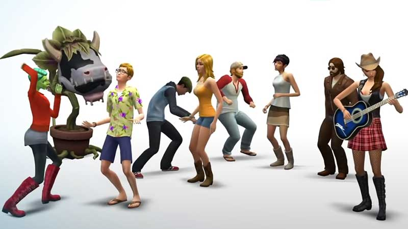 sims 4 how to unlock all items and hidden objects cheats