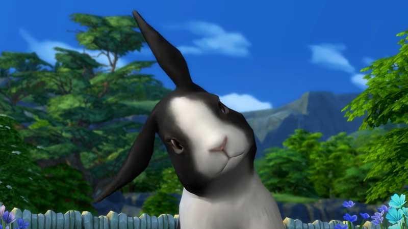 sims 4 spawn rabbits bunnies cheat codes