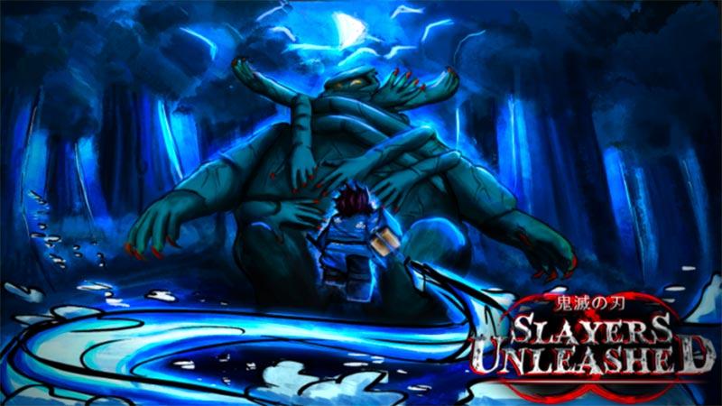Slayers Unleashed Codes