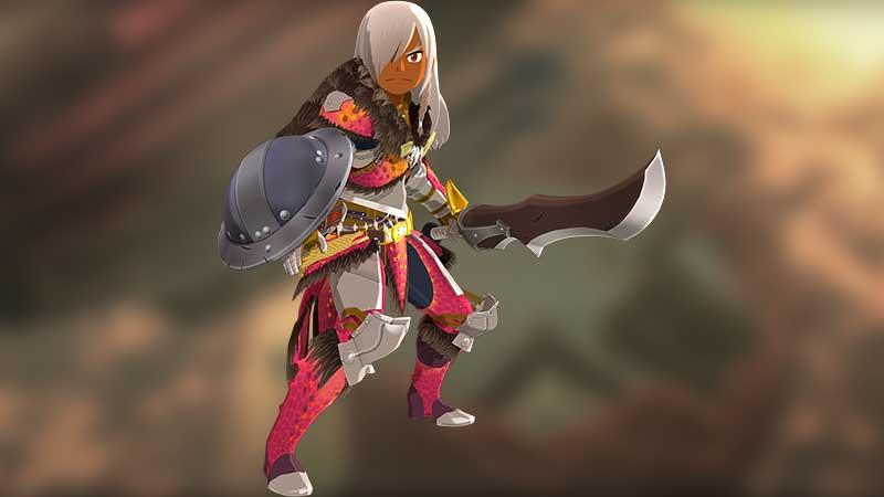 Sword & Shield Monster Hunter Stories 2