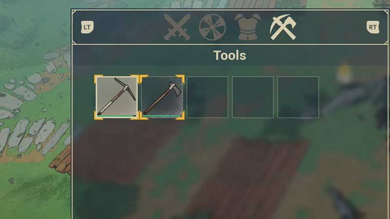 Tribes Of Midgard: How to Repair Weapons, Tools, Items & Gear