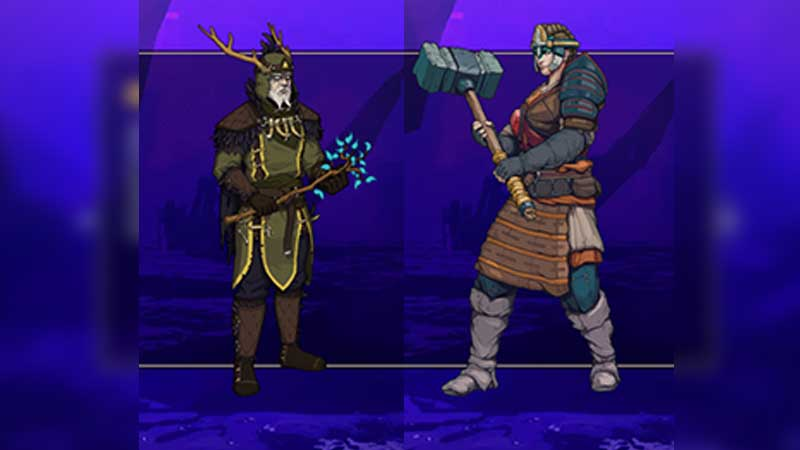 tribes of midgard all classes