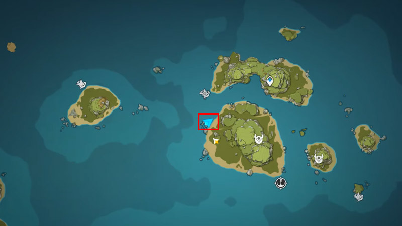 Twinning Isle 3