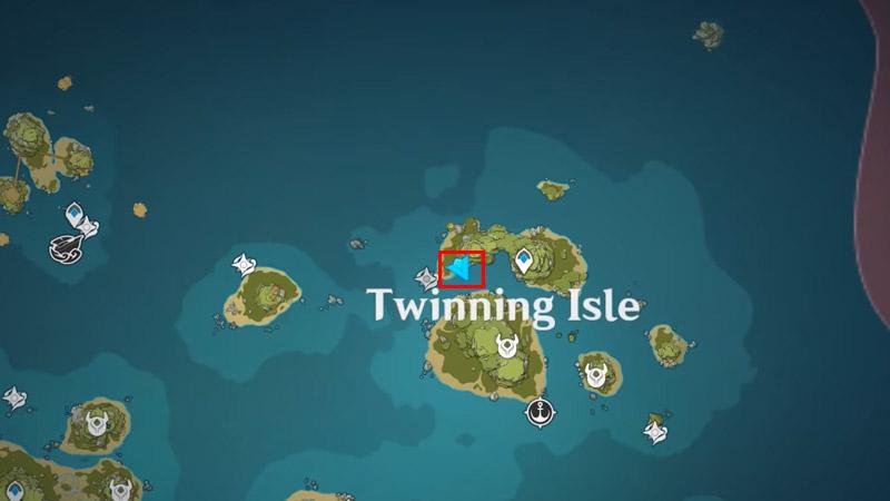 Twinning Isle 4