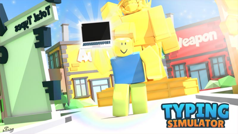 Typing Simulator Codes