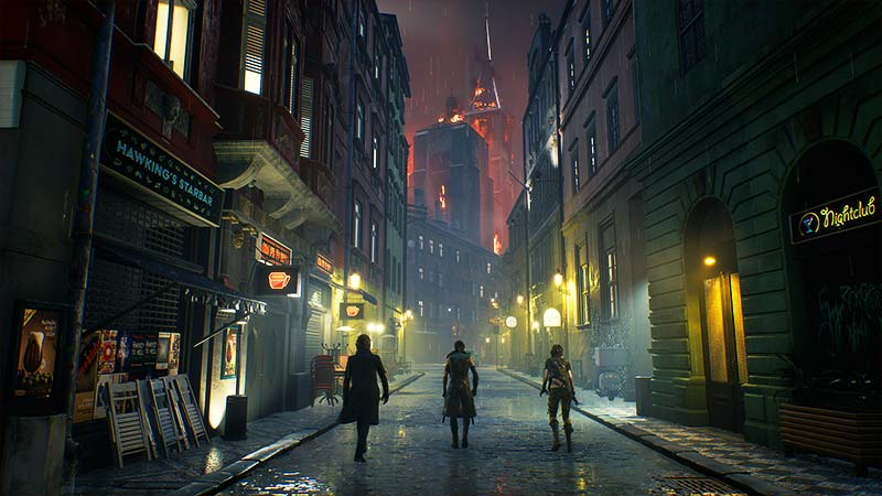 Vampire the Masquerade Bloodhunt System Requirements
