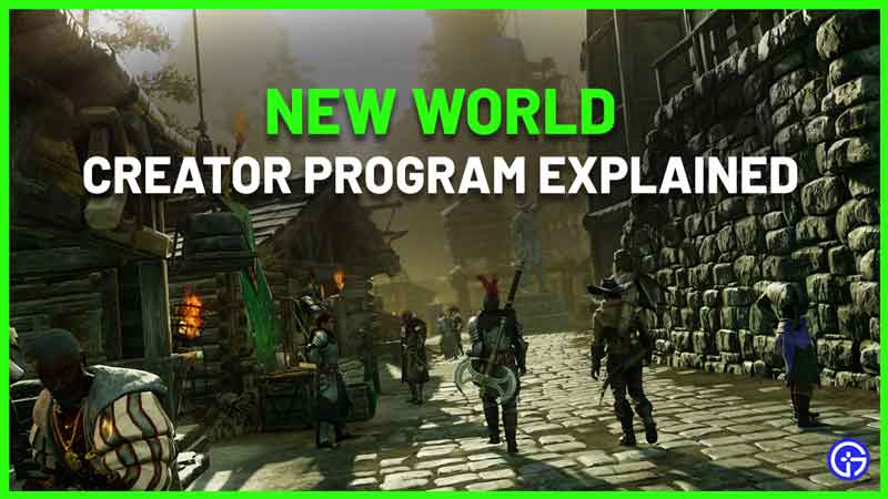 what is the new world creator program