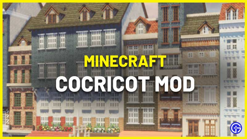 Minecraft Cocricot Mod: What Is It & How To Download