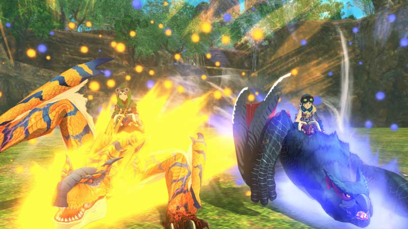 Where to Find All Royal Monsters Locations Monster Hunter Stories 2