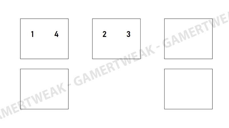 Araumi Puzzle 1 Solution