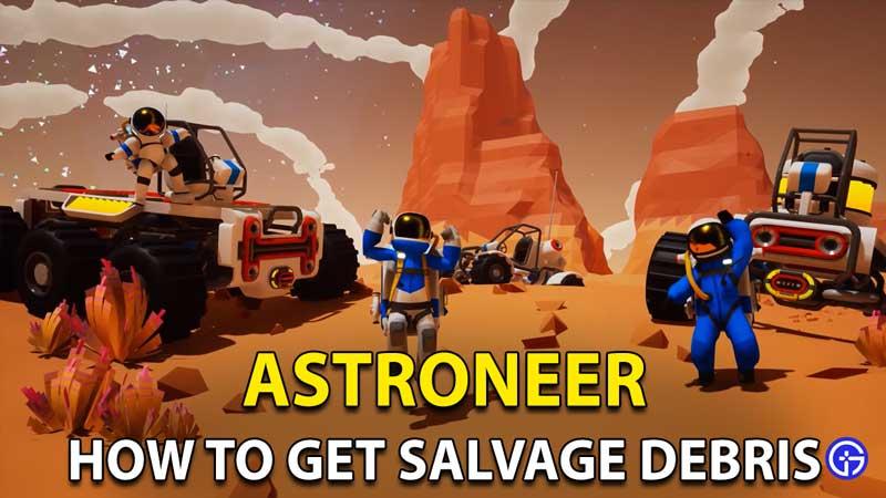 Astroneer Salvage Debris