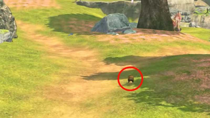 Monster Hunter Stories 2 Barrel Felyne