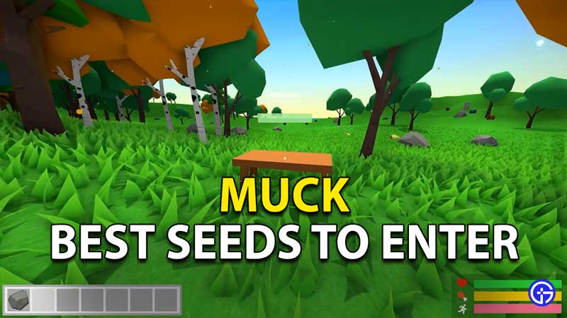 Muck Seeds: The Best Maps To Use To Get Rare Weapons And Items