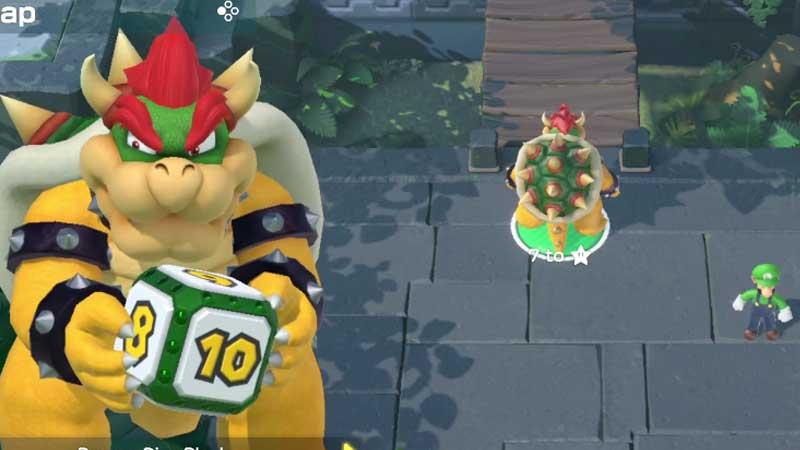 Super Mario Party Dice Tier List