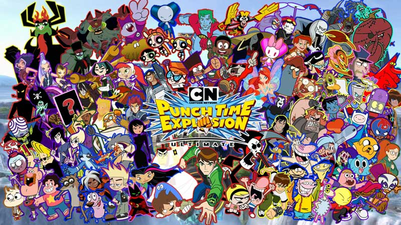 Cartoon Network Punch Time Explosion Tier List