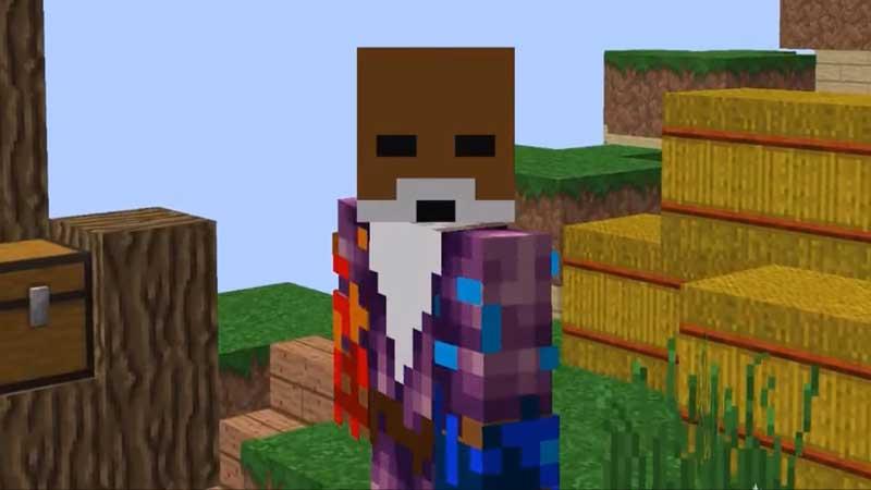 changing skins minecraft