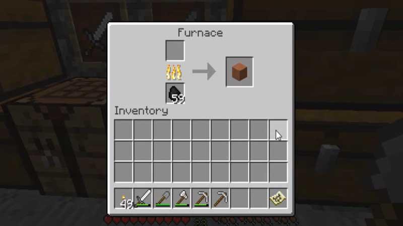 clay block minecraft