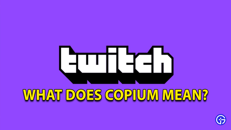 Twitch Copium Chat Meaning: Origin, Meme And Explanation