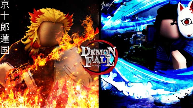 Demonfall Thunder Breathing