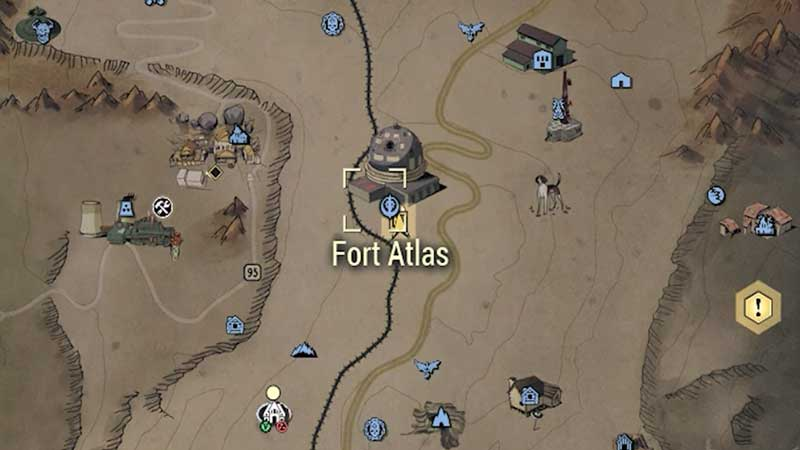 fort atlas fallout 76