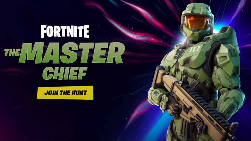 Fortnite: How To Get Master Chief Outfit