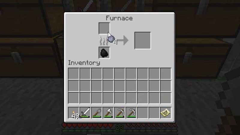 furnace bricks minecraft
