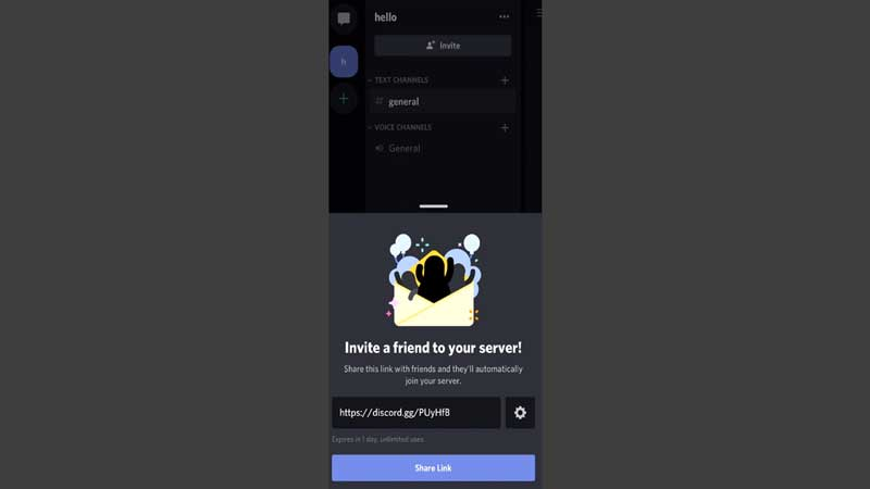 how to add someone on discord mobile