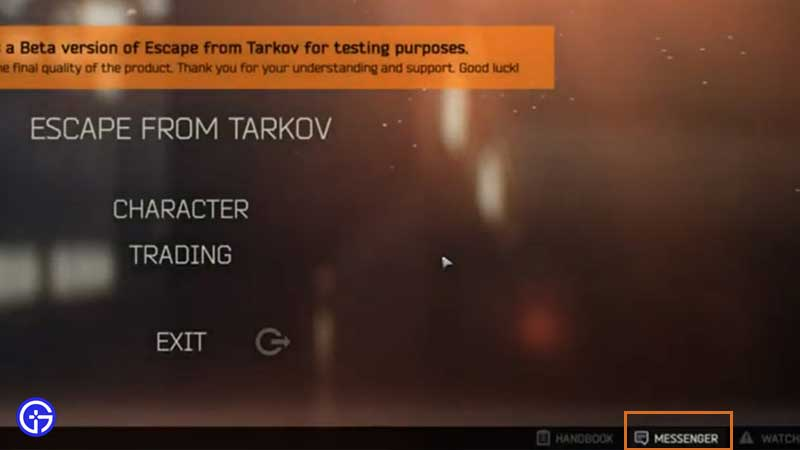 how to add friends in escape from tarkov