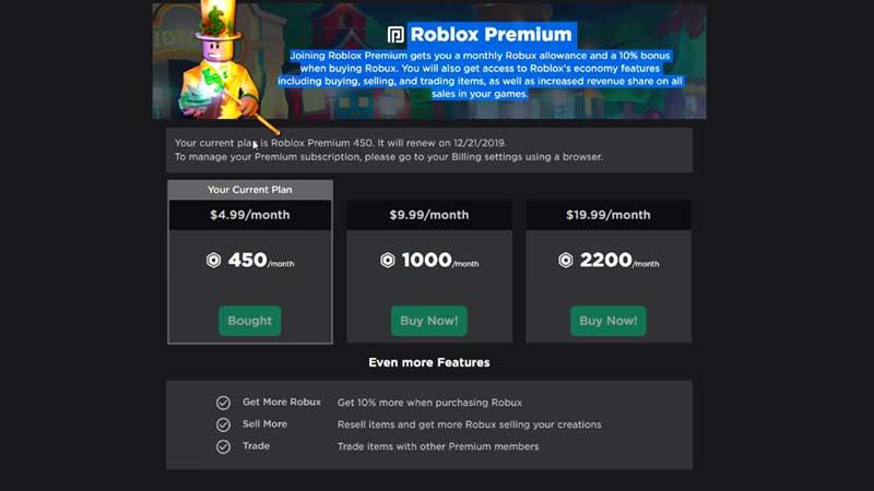 how to cancel roblox premium pc