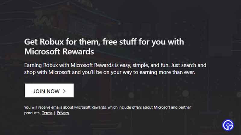 how to get robux via microsoft rewards free