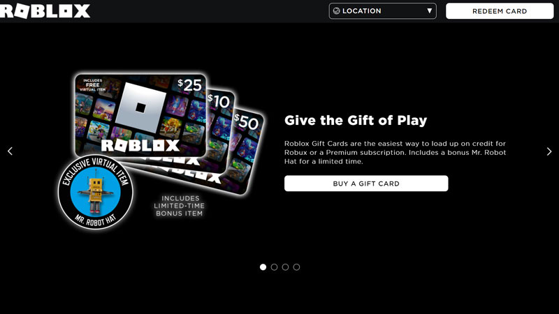 How to Redeem Roblox Gift Card