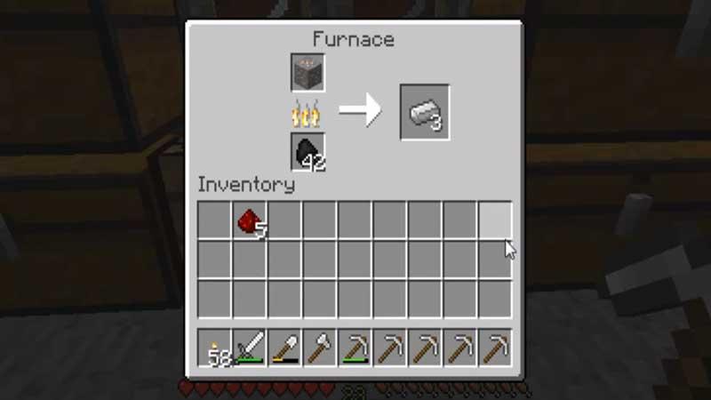 iron ingot minecraft