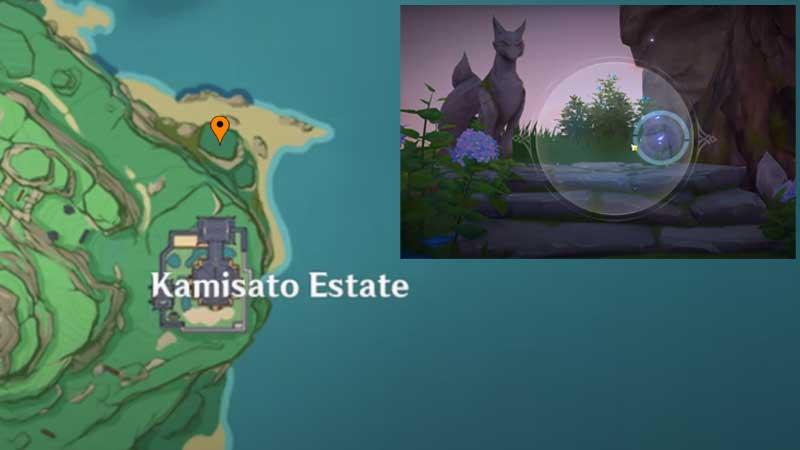 Kamisato Estate Genshin