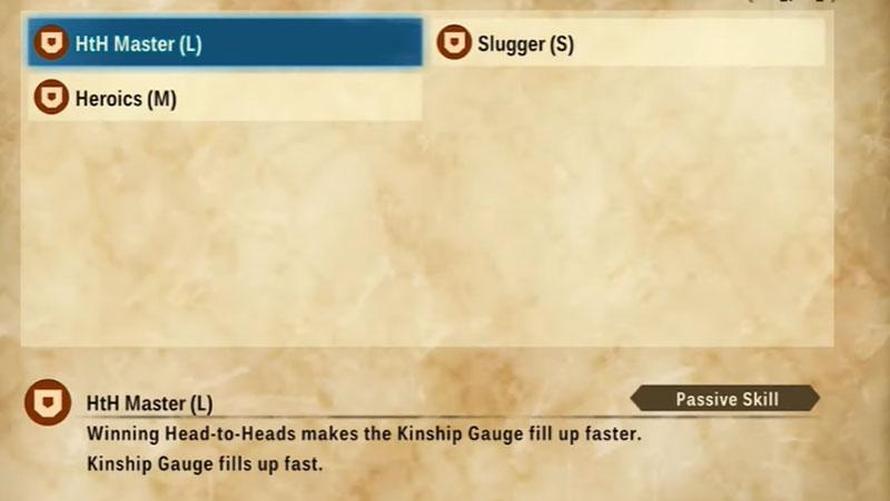 Monster Hunter Stories 2 Kinship Gauge Points