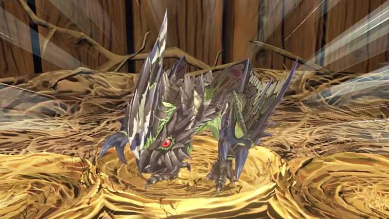 MH Stories 2 Astalos Monster