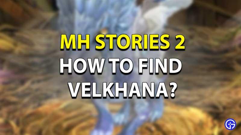 Monster Hunter Stories 2 Velkhana
