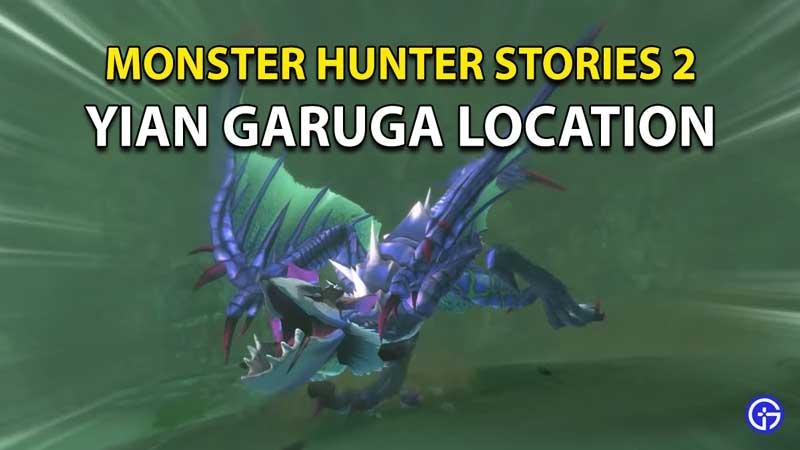 Monster Hunter Stories 2: Yian Garuga