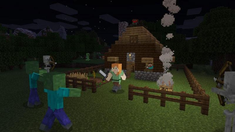Minecraft Bedrock Edition Servers