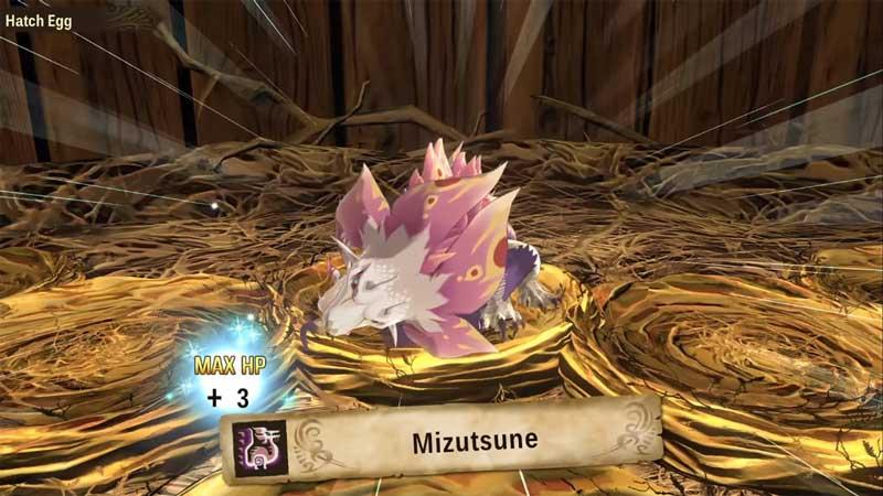 mizutsune monster hunter stories 2