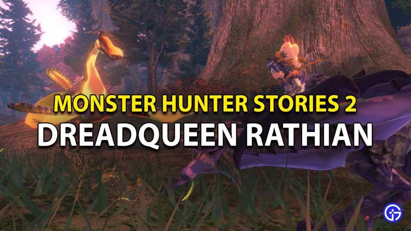 Monster Hunter Stories 2 Dreadqueen Rathian