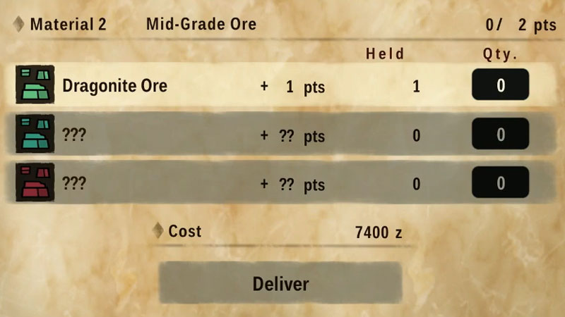 Monster Hunter Stories 2: Mid-Grade Ore Location And How To Get