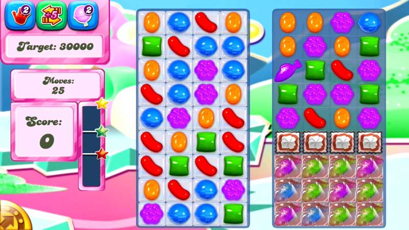 most difficult levels in candy crush