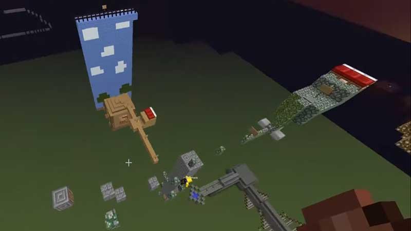 Minecraft Mox MC Parkour Server