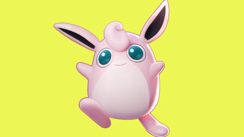 Pokemon Unite Wigglytuff Build