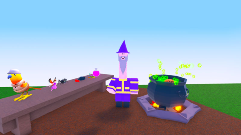 Wacky Wizards Roblox: How To Get Beans