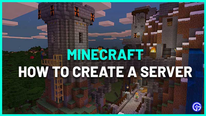 setup minecraft server guide steps
