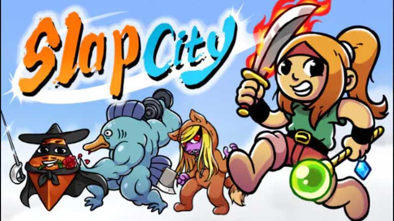 Slap City Tier List