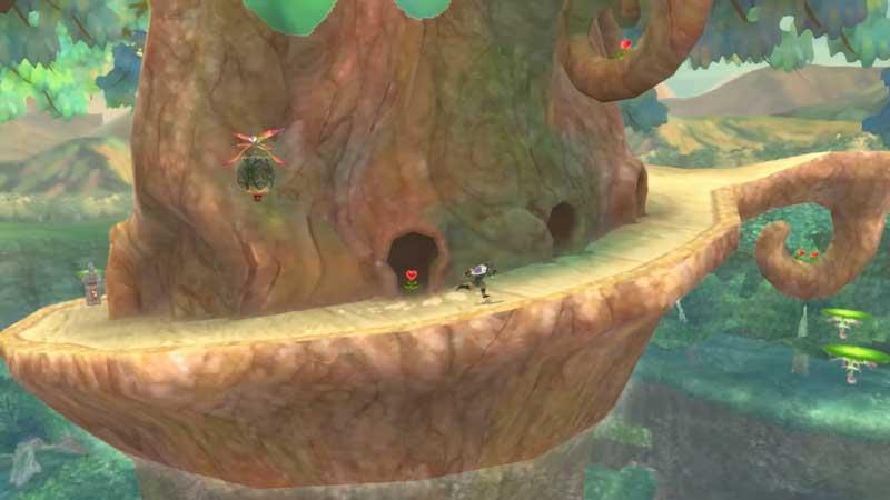 How to Swim In Legend of Zelda Skyward Sword
